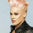 Pinks hairstyles
