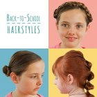 5 hairstyles for school