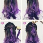 6 hairstyles for 6 days