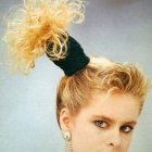 80s hairstyles for women