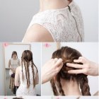 Braided hairstyles for thick hair