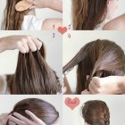Daily simple hairstyles