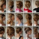 Easiest hairstyles for thick hair