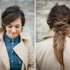 Easy chic hairstyles