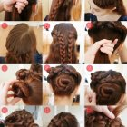 Hairdos for thick long hair