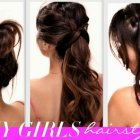 Hairstyle simple everyday
