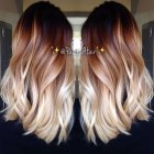Hairstyles 2 colors