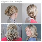 Hairstyles casual