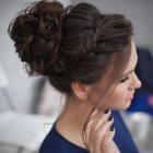 Hairstyles hair up