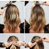 Hairstyles half up and half down