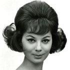 Hairstyles in the 1960s