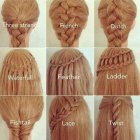 Hairstyles that are cute and easy