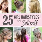 Hairstyles you can see on yourself
