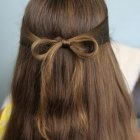 Really easy hairstyles