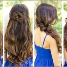 Really long hairstyles