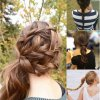 Simple daily wear hairstyles