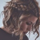 Simple everyday hairstyles for short hair