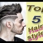 Top 5 hairstyles