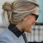 Updos for long hair casual