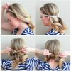Cut and easy hairstyles
