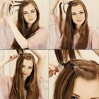 Easy at home hairstyles
