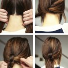 Easy to do hairstyles for girls