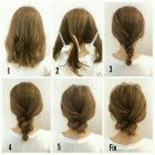 Fast easy hairstyles for short hair
