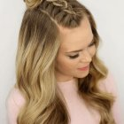 Hair style by