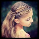 Hair styles with braids