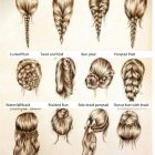 Kind of braids for hair