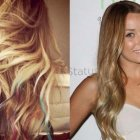 Latest hair colours and styles