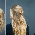 Quick and easy hair