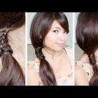 Quick and easy hairstyles for medium hair