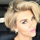 Short haircuts for females