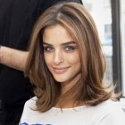 Shoulder length hairstyle pictures
