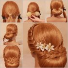 Some easy hairstyles