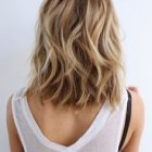 Style of the hair