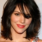Womens shoulder length hairstyles