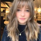 2020 hairstyles with fringe