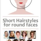 Hairstyle for round face girl 2020