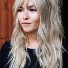 Hairstyles for 2020 with bangs