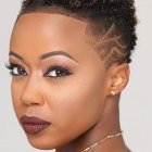 Latest short hairstyles for black ladies 2020
