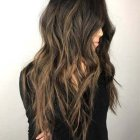 Long hairstyle for 2020