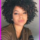 Short curly weave styles 2020