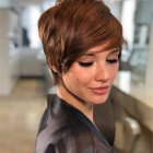 Short hairstyle trend 2020