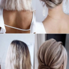Wedding hairstyle for short hair 2020