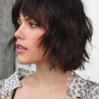 Best haircuts with bangs 2021