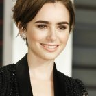 Celebrities with short hair 2021