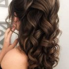 Hairstyles for long hair prom 2021