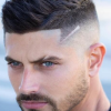 New hairstyle for men 2021